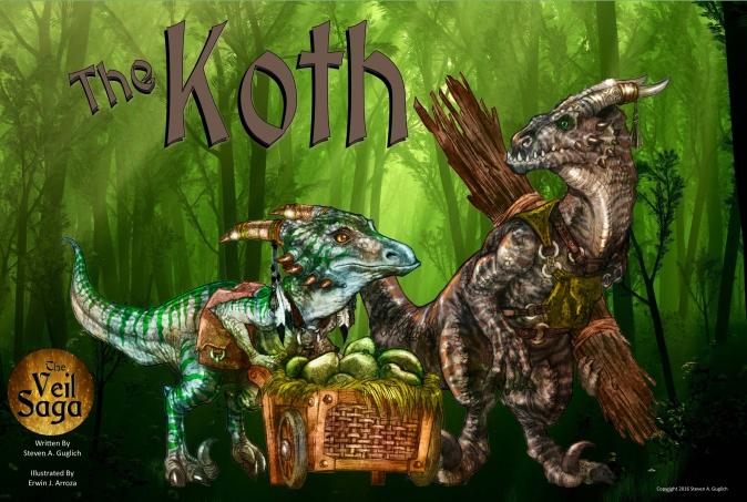 Koth Poster (12x18) 2 (medium)